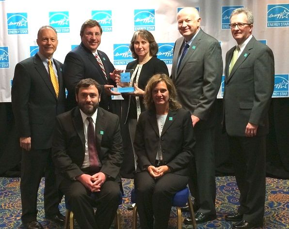 Energy Star Partner of the Year award to Corning
