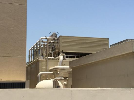 Tower Tech Cooling Tower Designs Reduce Water Consumption