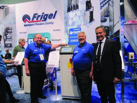 Frigel at NPE 2018