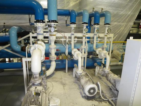 Figure 3.  Typical Recirculation Pumping System