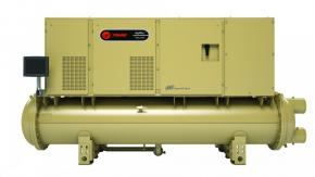 Trane water cooled chiller