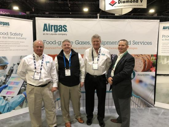 Airgas IPPE 2018