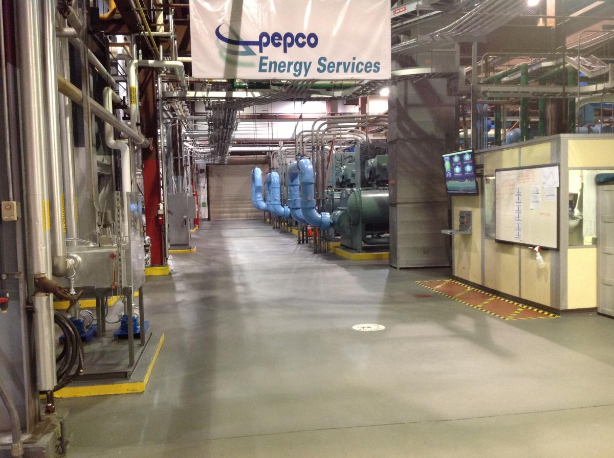 Pepco Energy Service Midtown Chiller Plant