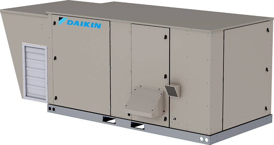Daikin applied launches rebel chilled water air handler for New and innovative heating and cooling system design