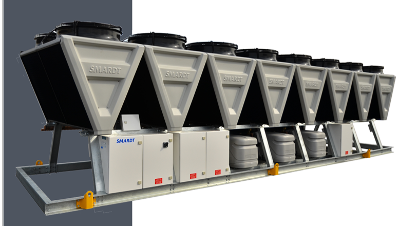 Profile Smardt Oil Free Centrifugal Chillers Chiller